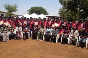 Inmate Graduation- Kamiti Maximum Prisons