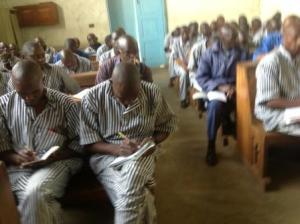 HCMO Training Program - Kamiti Maximum Prison